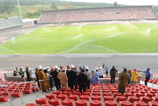 Cameroun – La révolution des Infrastructures sportives  en marche