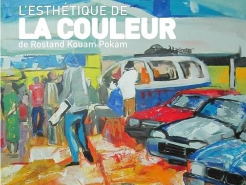 L'artiste plasticien Rostand Kouam Pokam dévoile ses oeuvres à l'Institut français de Yaoundé