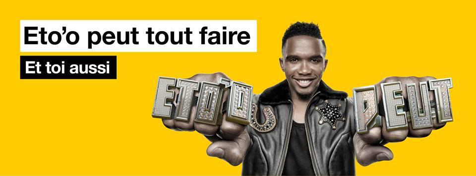 MTN Cameroun | Samuel Eto'o Fils nouvel ambassadeur de la marque MTN