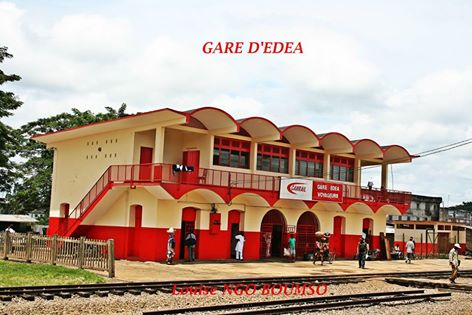 Douala-Yaoundé-Douala   CAMRAIL bat des records avec l'InterCity