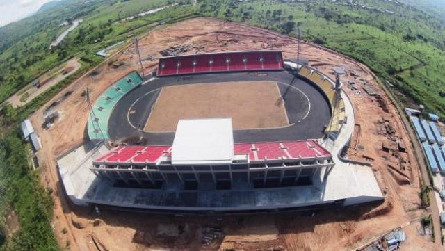 Stade de Bafoussam | Proposition de nom de baptême – Paul Biya