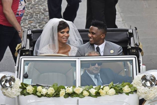 Album photo | Mariage de Samuel et Georgette Eto'o