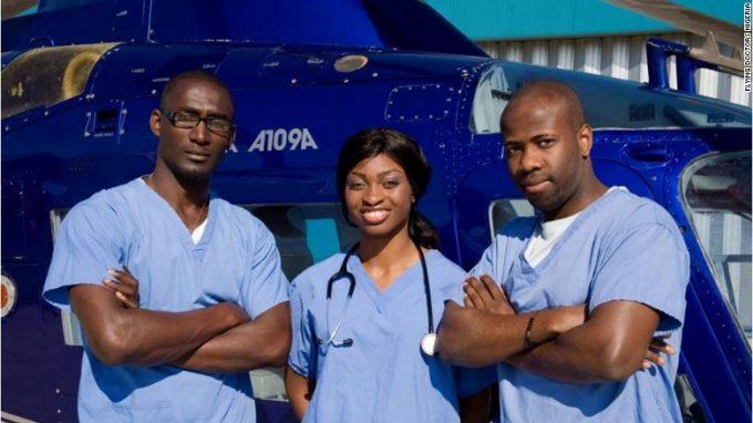 Flying Doctors Nigeria | des ambulances volantes pour sauver des vies