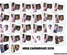 Album | Candidates aux élections Miss Cameroun 2016