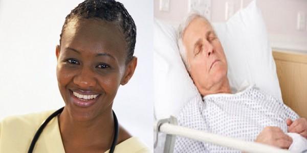 Racisme | En Espagne, un vieil homme blanc refuse d'être perfusé par une infirmière noire