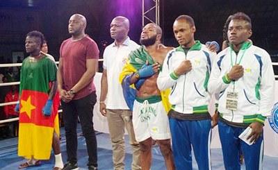 Kick-Boxing | Le Cameroun pays hôte des championnats d'Afrique 2017