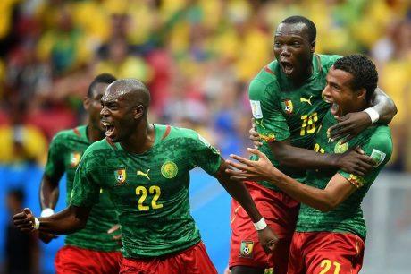 Éliminatoires Coupe du Monde 2018 | Le Cameroun dans le groupe B