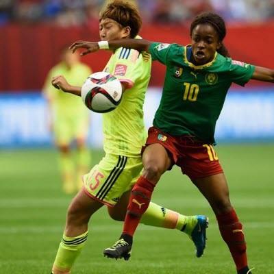 Football | Nouvelle équipe pour Ngock Yango Jeannette Grace