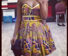 AfroFashion | La petite robe qui fait à l'origine de plusieurs débats