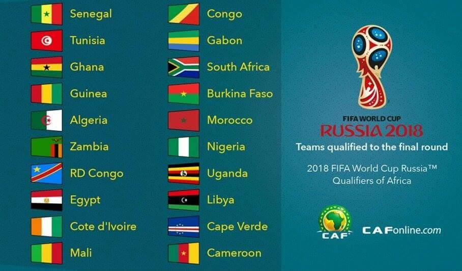 Calendrier Qualification Coupe Du Monde.Football Le Calendrier Des Qualifications Mondial Russie