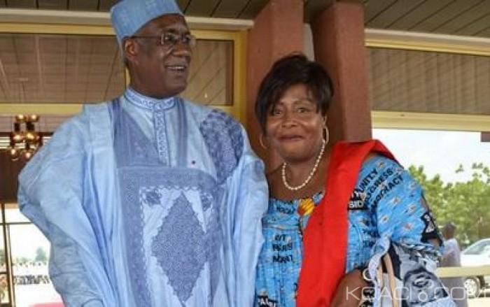 LTK-MAG – Mme Marafa a t'elle réellement pliée le genou devant le général Pierre Semengue