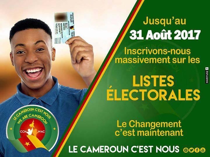 Élections | Textes législatifs et réglementaires au Cameroun